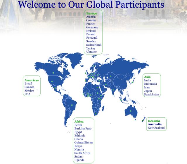 Participants in BSI